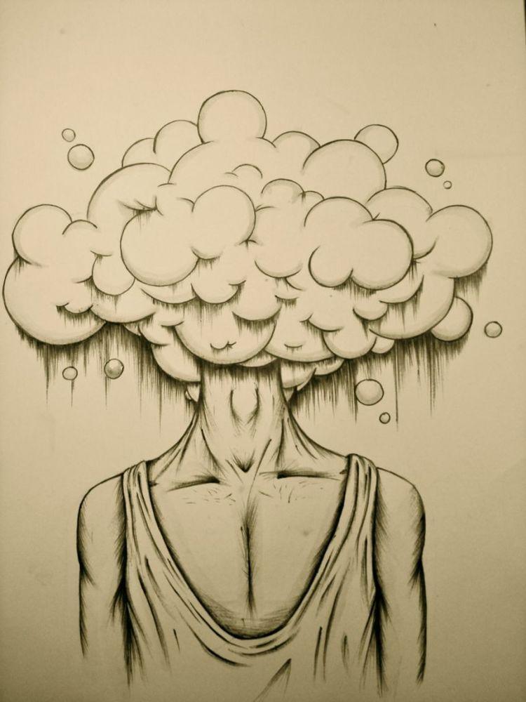 Imajinasimu sampai ke awang-awang