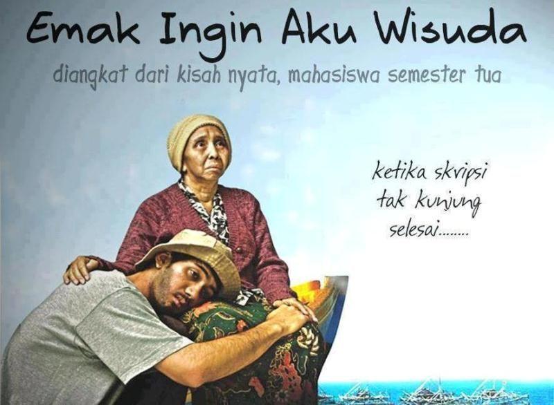 Ingatlah orangtuamu, niscaya kamu akan semangat!