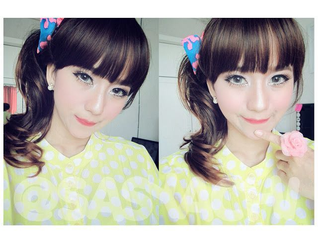 Sasyachi, beauty blogger dari Indonesia