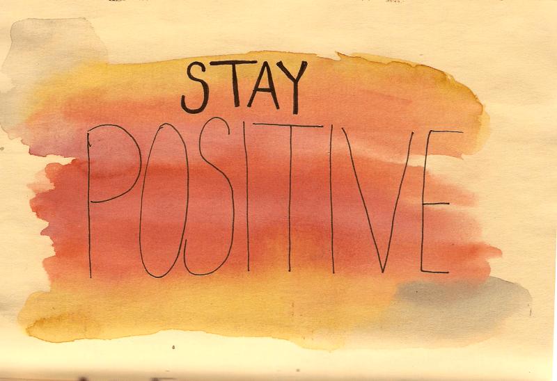 berpikir dari sisi positif