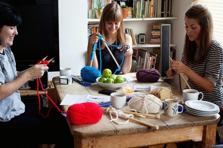 Knitting Classes London : Sebelum masuk ke usia an pastikan target hidup ini