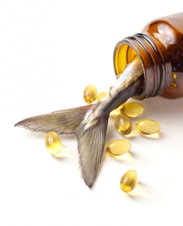 Banyak suplemen makanan mengandung minyak ikan