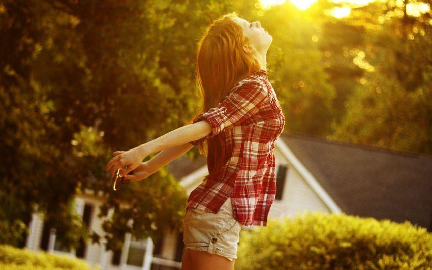 Paparkan diri pada sinar matahari via
