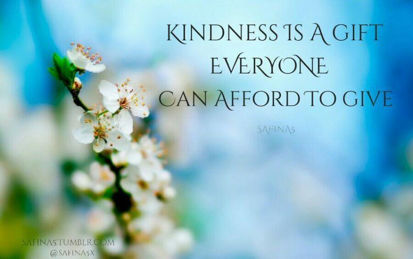 Sebarkan kebaikan