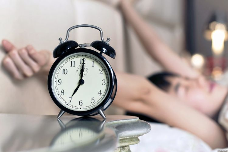 Ayo bangun lebih pagi!