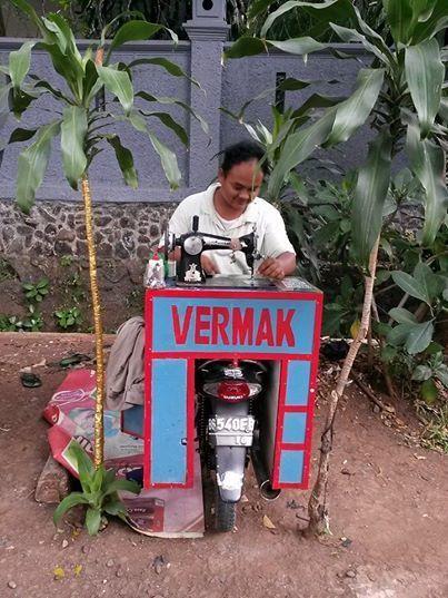 Nasib itu ada di tanganmu sendiri / Credit: Humans of Jakarta