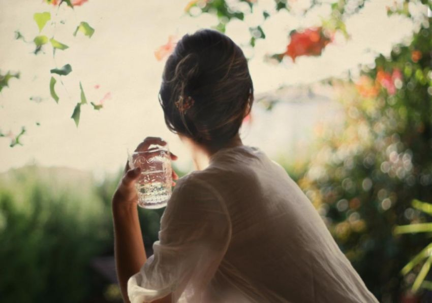 Minum air putih sebelum apapun