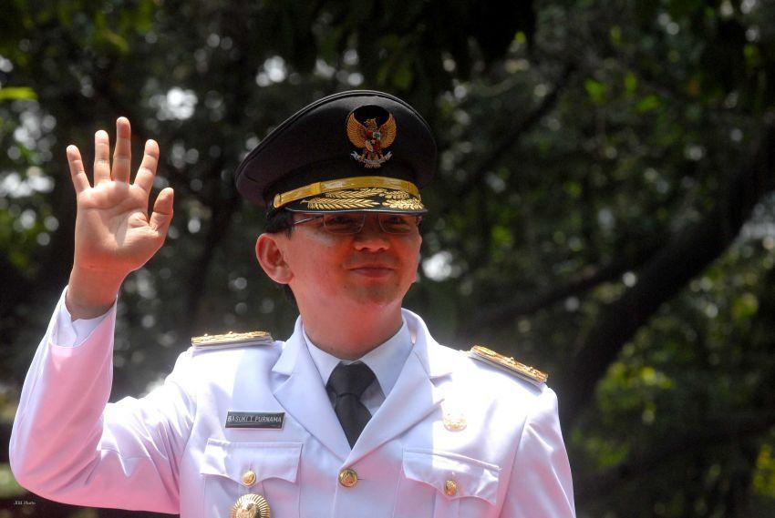 Basuki Tjahja Purnama, Calon Gubernur DKI Jakarta