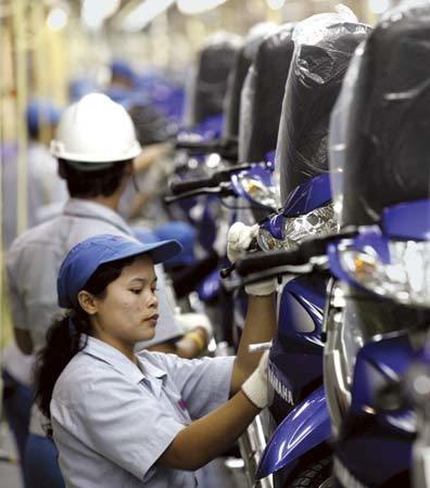 Jakarta worker