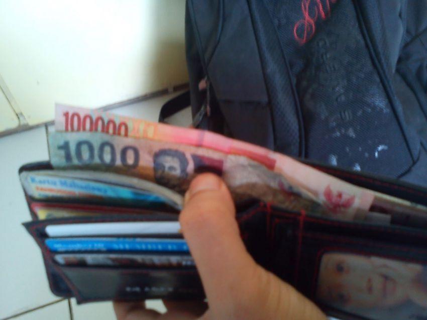 Tergantung duitmu