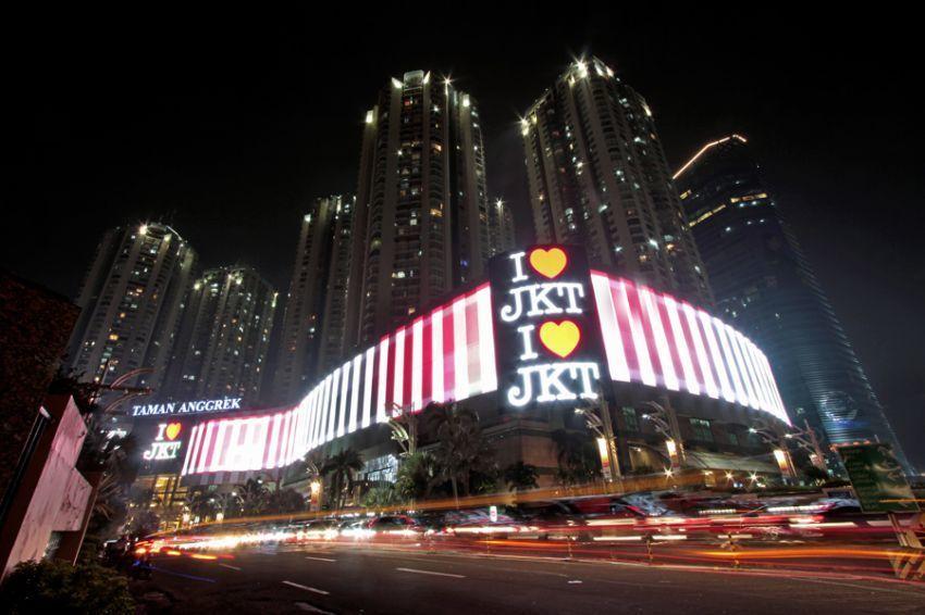 I LOVE JAKARTA!