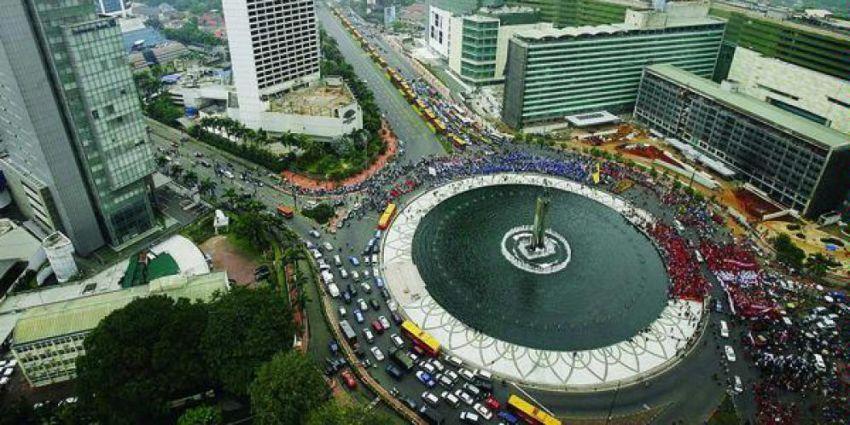 Kamu sudah bernapas dengan Jakarta
