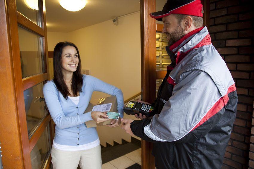 bayar langsung di tempat (cash on delivery)