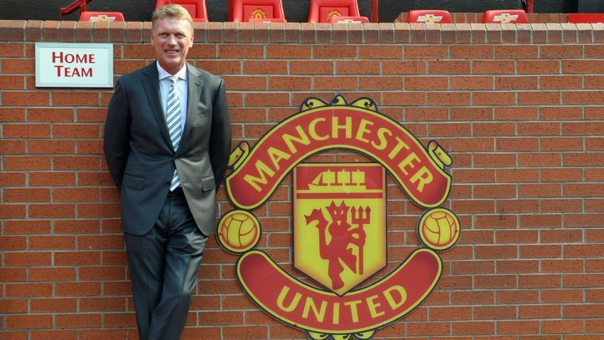 David Moyes in charge