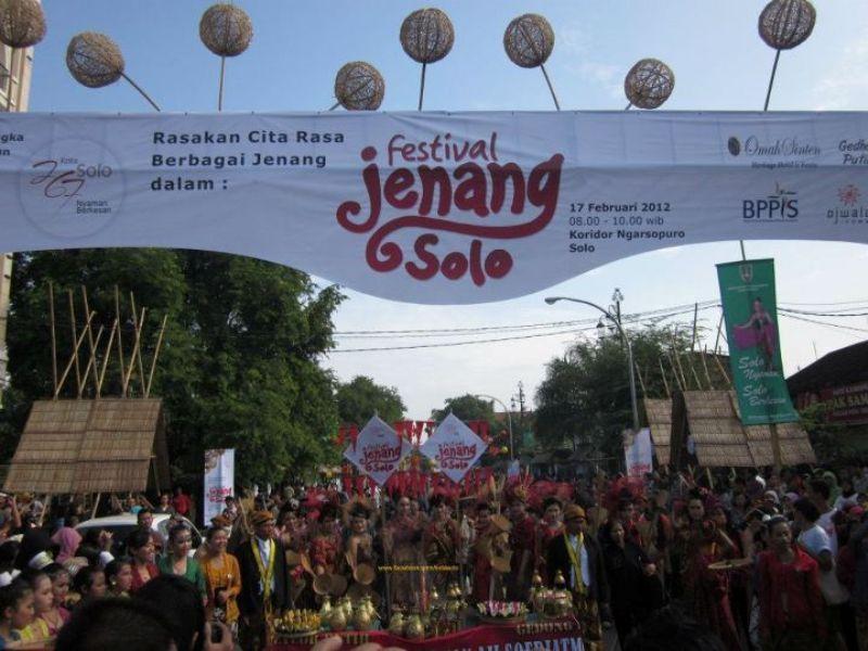 Festival Jenang Solo