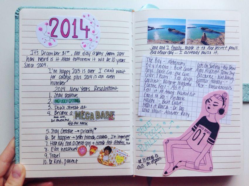 Tumpahkan kecemasanmu dalam sebuah jurnal