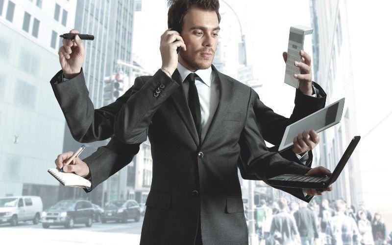 Kamu bisa multitasking
