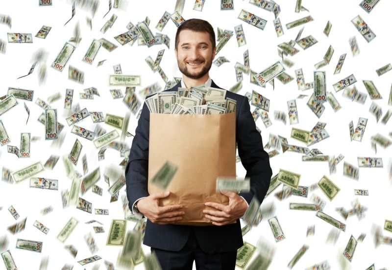Kerja dengan gaji besar