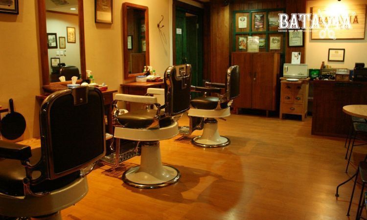 Batavia barbershop