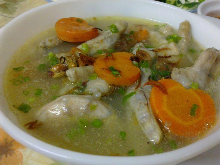 Sup enak ini bisa dibuat dengan rice cooker