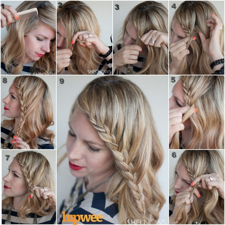 Gaya Rambut Yang Akan Membuat Cantikmu Terpancar - Hairstyle rambut pendek ke pesta