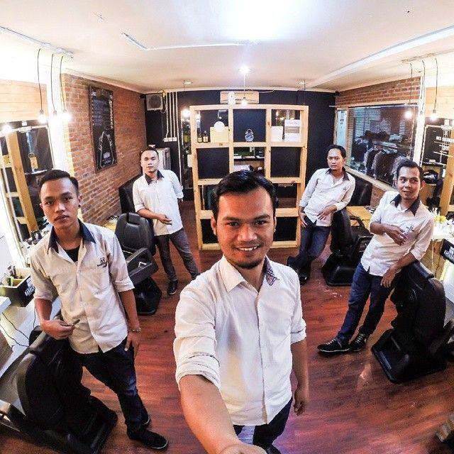 Para barber di Barber Box