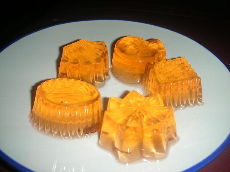 Bisa membuat jelly dari rice cooker