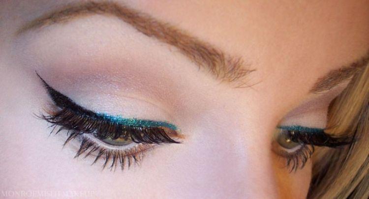 Eyeliner warna patut dicoba!