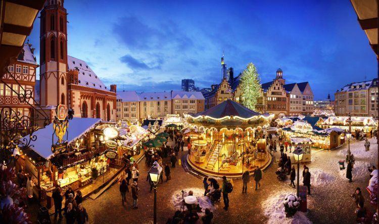 Frankfurt Christmas Marker
