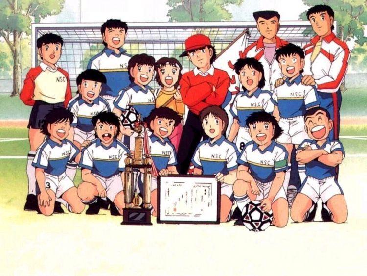 Tsubasa Ozora dan SD Nankatsu