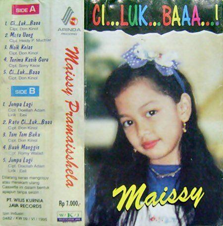 Nama acaranya dari judul lagu Maissy