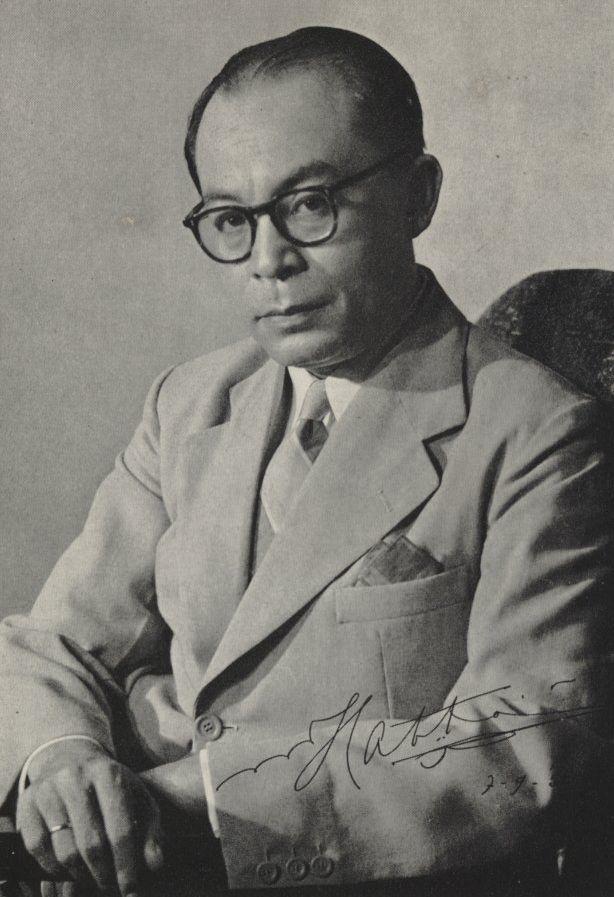 Bung Hatta, Wapres Pertama Indonesia dan Pemikir Besar