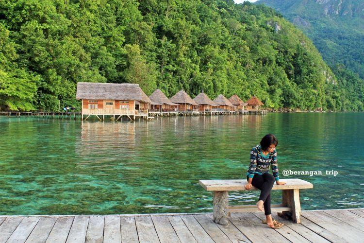 Pulau Ora, Maldives ala Indonesia