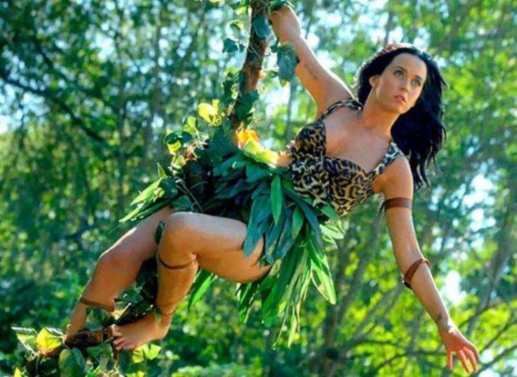 Kalau Tarzannya begini sih mau!