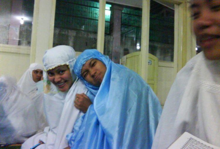 Awal Ramadhan masih rajin tarawih bareng