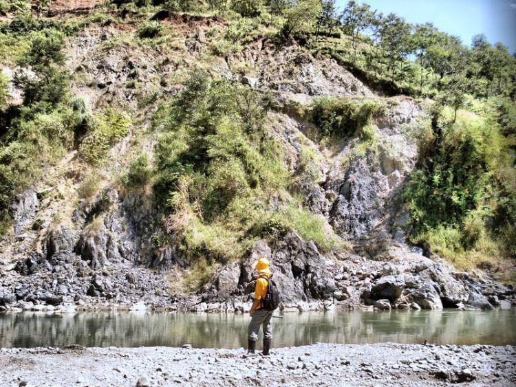 Cagar Alam Geologi Nasional Karangsambung