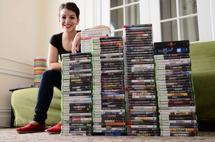 Video games, cukuplah sewa