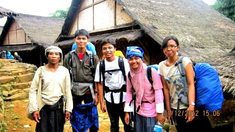 Akrabkan diri dengan suku pedalaman