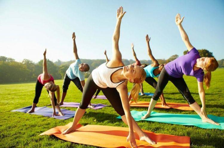 Berolahragalah dengan jenis olahraga yangs sesuai