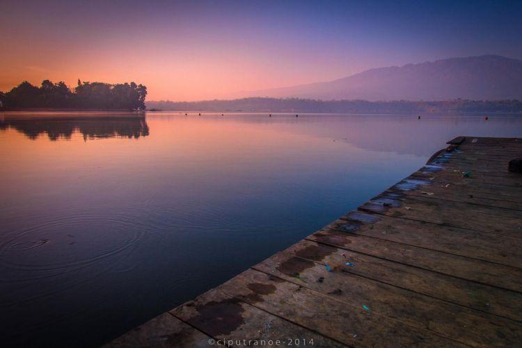 Danau Grati via Ciput Ranoe