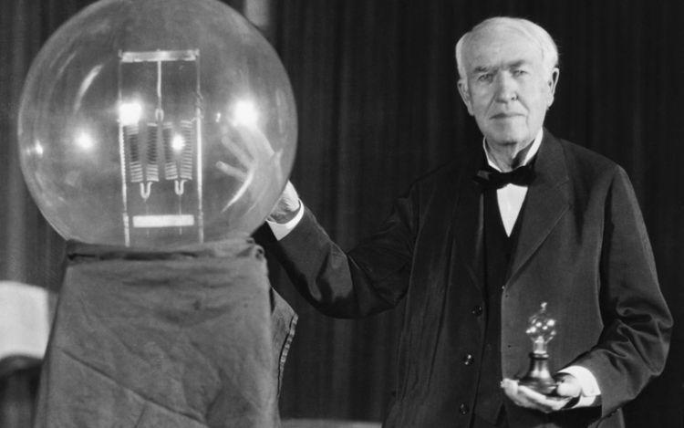 Rangkullah kegagalanmu, seperti yang dilakukan oleh Thimas A. Edison