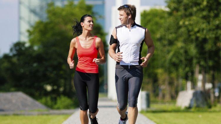 Olahraga dapat meningkatkan hormon kebahagiaan dalam tubuhmu