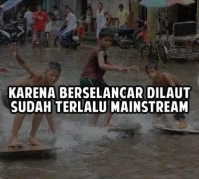 surfing lah!