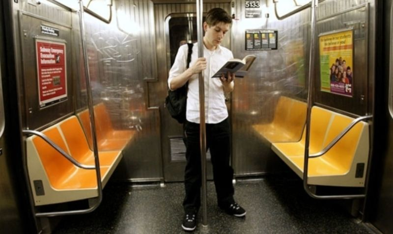 on the subway by sharon olds analysis