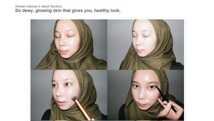 Sering mengunggah tutorial make-up juga!