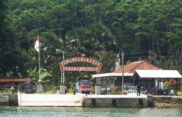 Pulau Nusakambangan