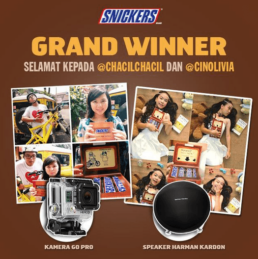 Snickers gift for guys has come to the rescue!