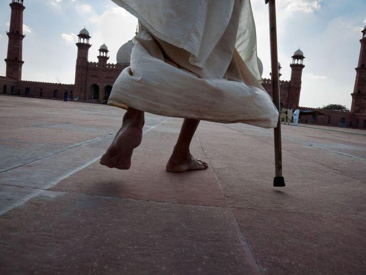 Langkahkan kakimu ke masjid