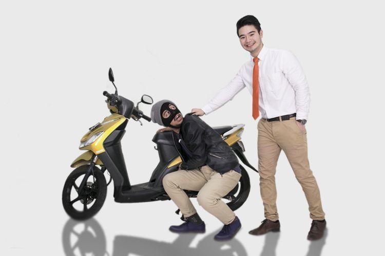 Asuransi motor terbaik bisa kamu dapatkan di Cekpremi