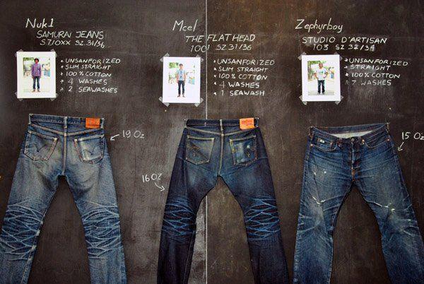 Jeans yang udah berhasil breakin